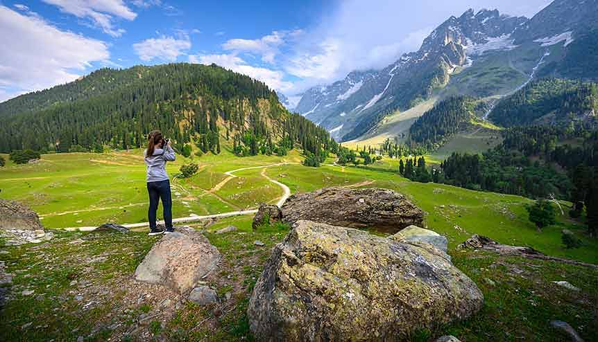 The pristine and majestic beauty of Kashmir referred to many as 'Heaven on Earth'. The government has led the transformation of J&K. The integration with India is now complete.