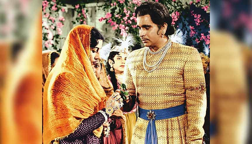 An Oscar library entry marks 60th year of Mughal-e-Azam