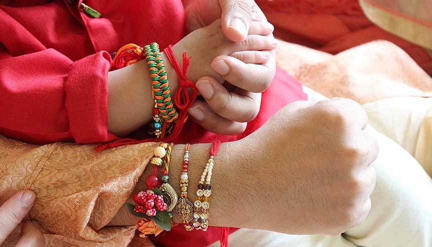 Bonds of Raksha Bandhan unlocked from Covid-19 constraints