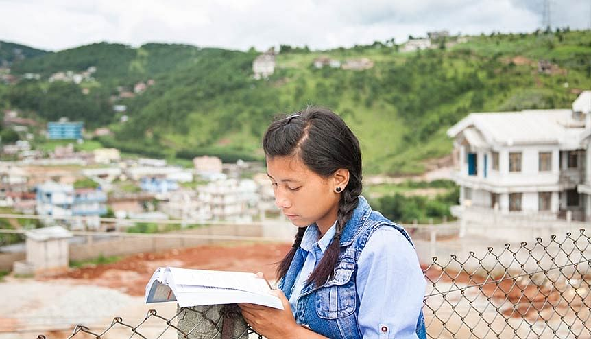 Access to good internet connectivity, particularly in remote parts of India, is vital for the successful roll-out of digital education.