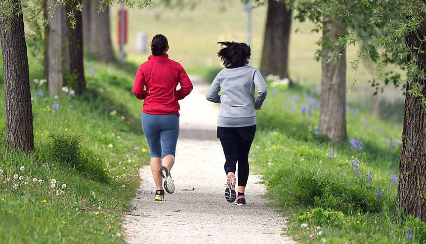 Lack of exercise linked to increased risk of severe Covid-19