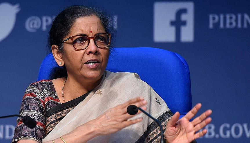 Union Finance Minister Nirmala Sitharaman announces the fourth tranche of the centre's $260 billion economic package. No one had then been able to gauge the sheer scale of the Modi government's reforms ambitions.