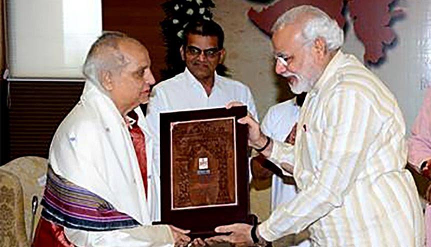 Pandit Jasraj was singing till the end, says daughter after Indian music legend dies