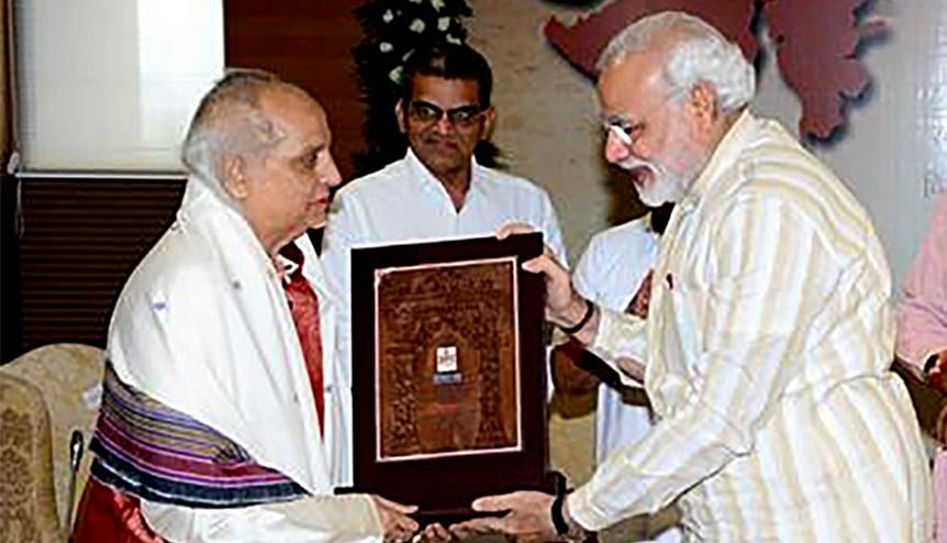 Greatest actor not just in Hindi cinema but on a global scale: Lord Desai pays tribute to Dilip Kumar