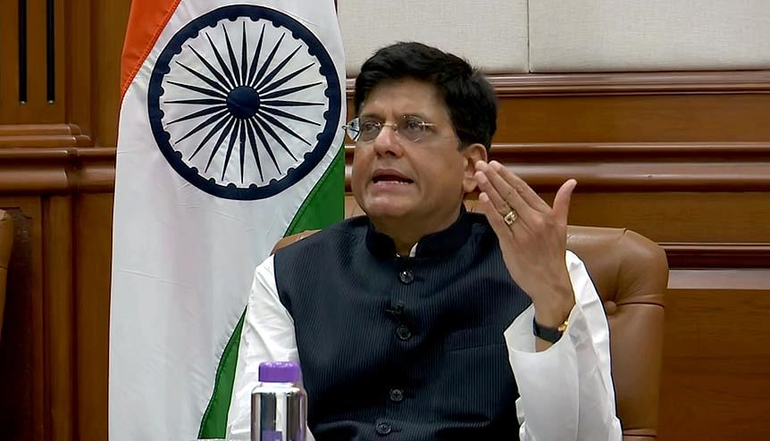 Minister of Commerce Piyush Goyal has stated that obtaining finance to achieve India's goals for urban sustainability and renewable energy by 2040 would not be a problem. Infrastructure creation requires $4.5 trillion in investments.