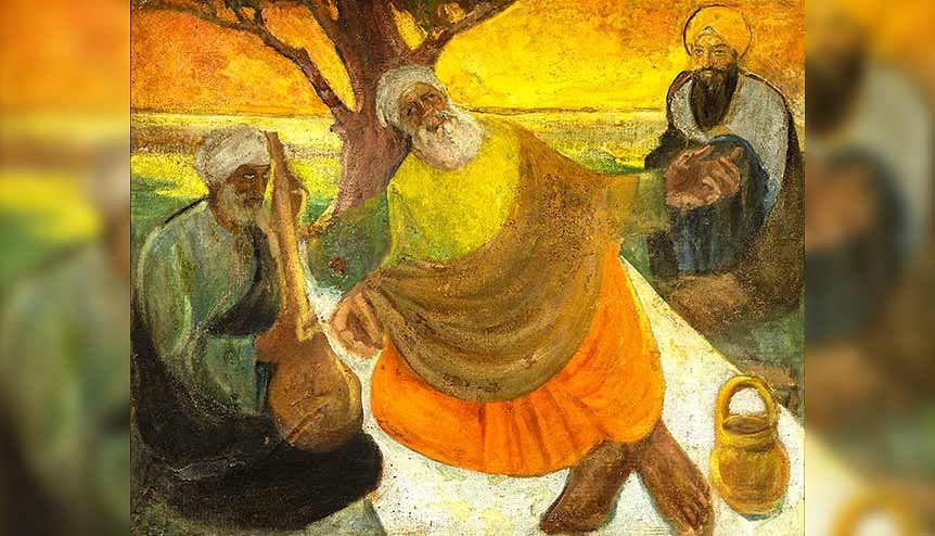 Rare Guru Nanak painting unlocked for Partition Museum fundraiser
