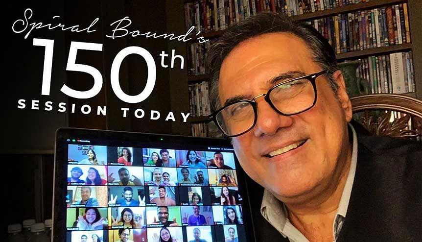 Bollywood actor Boman Irani clocks online screenwriting session milestone