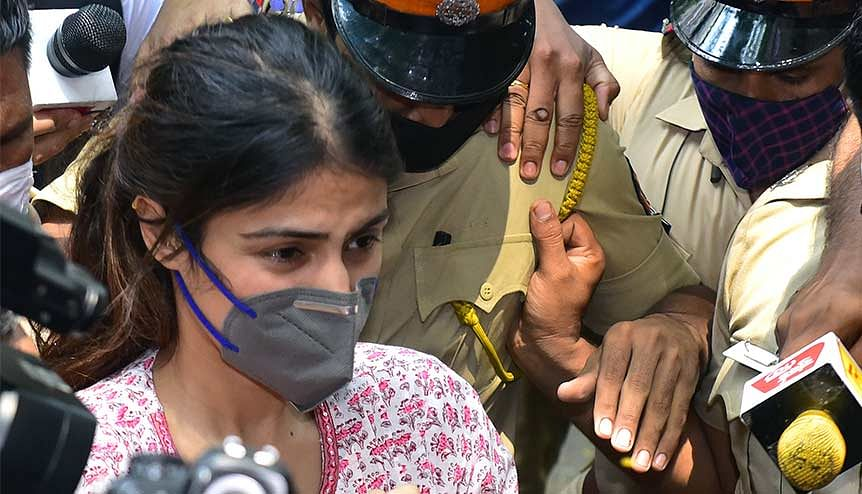 Bollywood actress Rhea Chakraborty arrested by narcotics agency