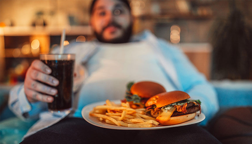 Calorie limits on food could help fight obesity, Covid-19