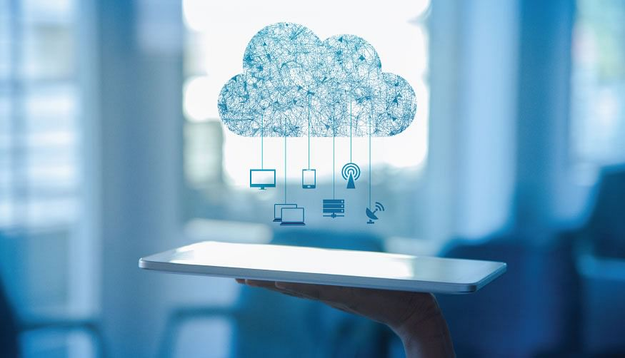 Cloud adoption of Indian enterprises is disrupting traditional data storage and management practices.