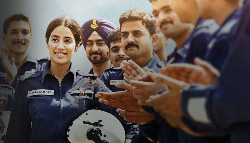 Film Review  Gunjan Saxena: The Kargil Girl