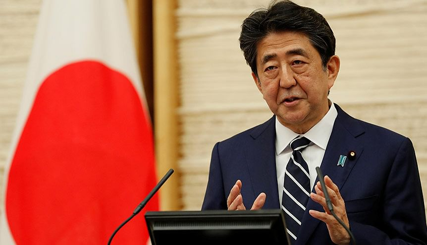 Abe has remained hawkish on China over the years, pushing for Japan to diversify its business interests beyond China.