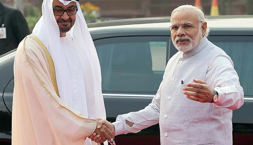 Modi has spent much diplomatic capital in improving ties with Gulf Cooperation Council (GCC) states and UAE in particular to delineate those relations of the binaries of energy/Pakistan.