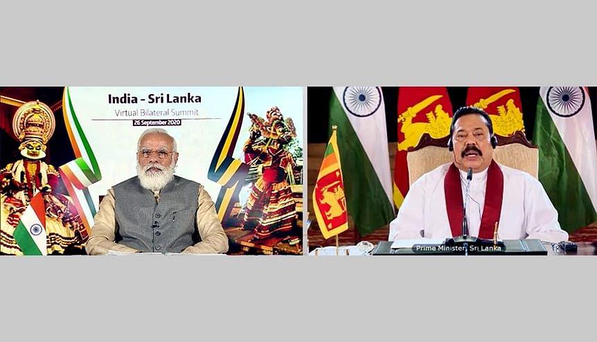India-Sri Lanka cut through the clutter to set robust bonds