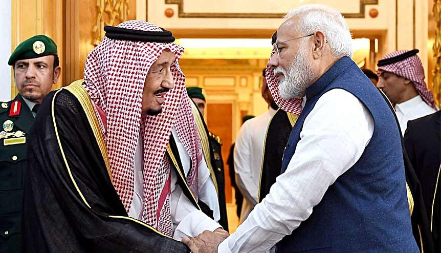 India and Saudi Arabia share a tried and tested friendship