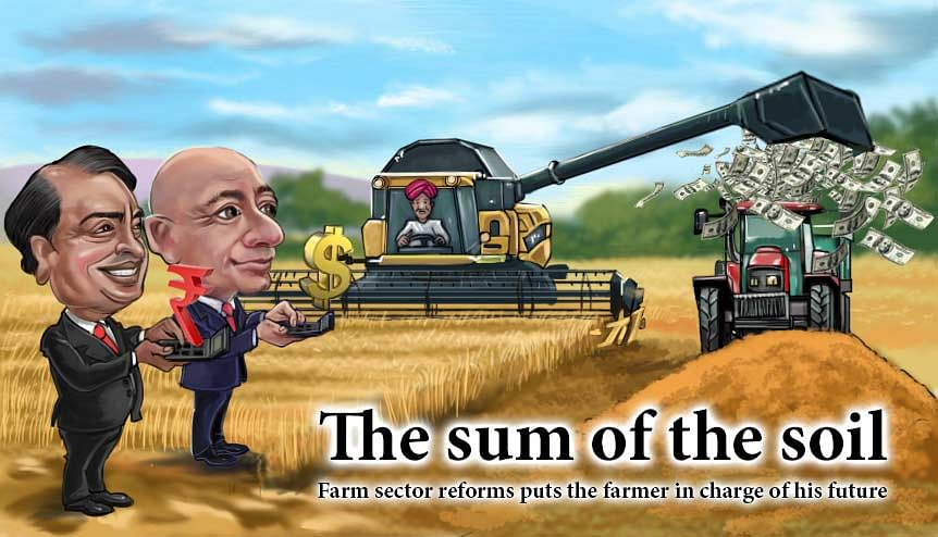 Indias farm sector reforms are a pathbreaking step forward