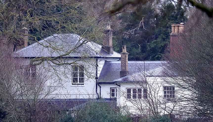 Prince Harry pays up for cottage with an Indian connection