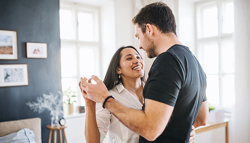 Romantic partners influence each others life goals: Study