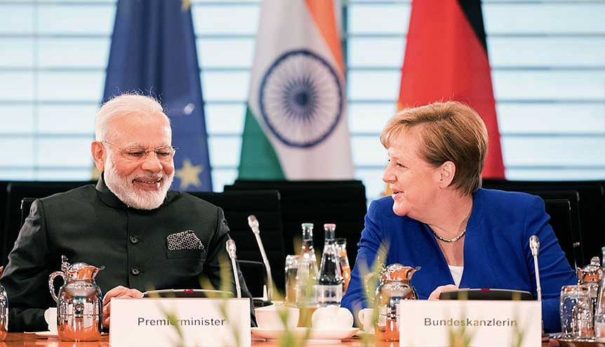 The Government of India through its diplomatic outreach has signed several memoranda of understanding (MoUs) with various countries including Germany to set up training schemes and centres.