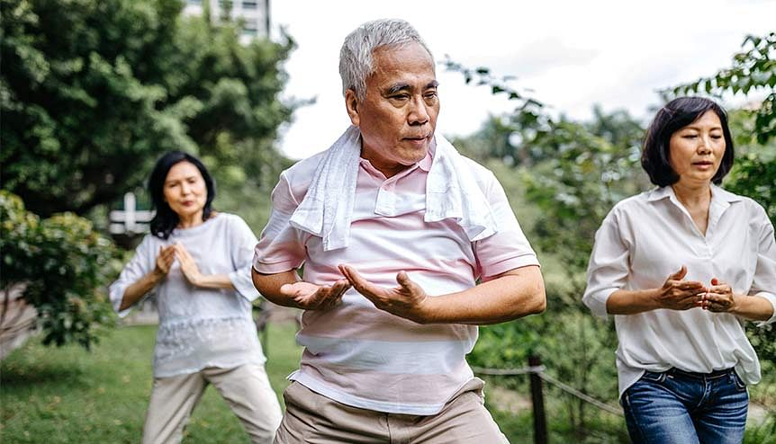 Yoga, Tai Chi and meditation: Promising benefits for veterans