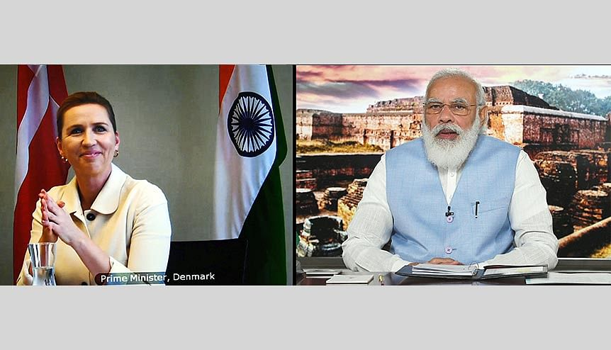 India and Danish relations on a roll