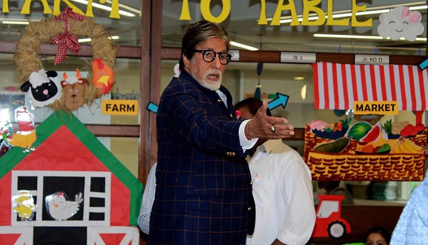 Bollywood actor Amitabh Bachchan as a brand ambassador for the 'Banega Swachh India' campaign. The marketing push by a few brands is expected to boost the confidence of entrepreneurs, especially the SMEs.