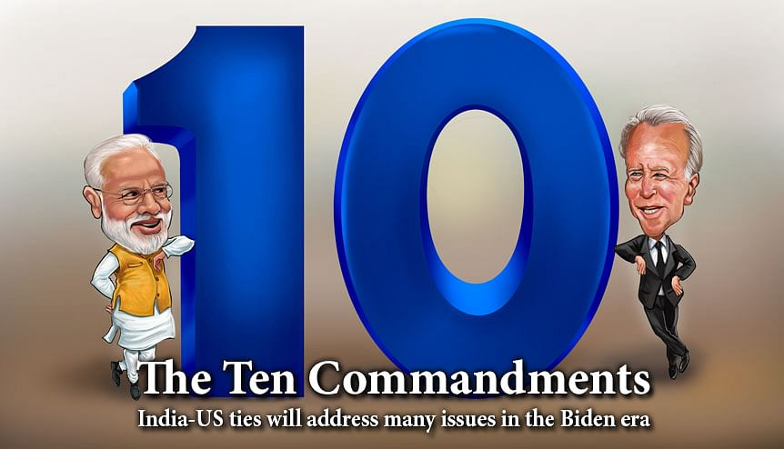 Biden presidency will not rock the boat of India-US ties