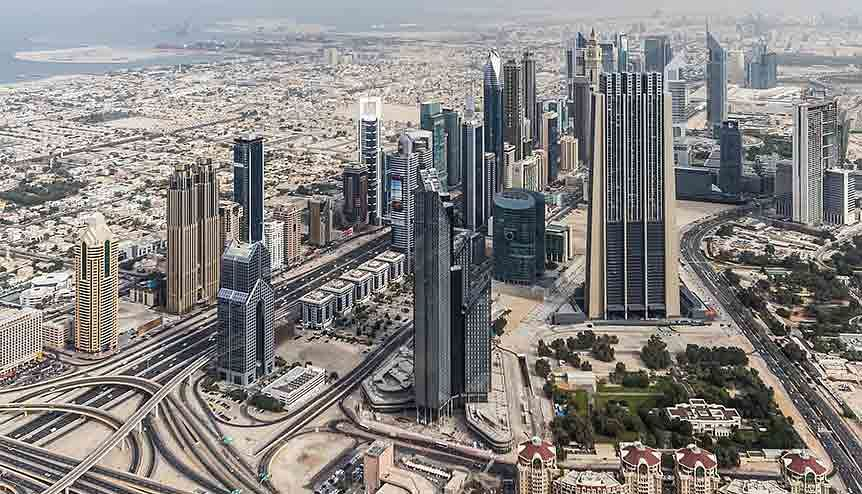 Dubai is a haven for Indian real estate investors