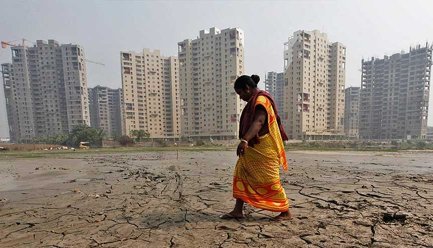 Indias real estate sector fights back to life