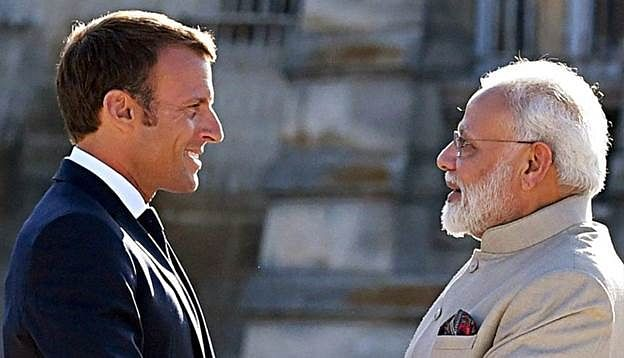 French President Emmanuel Macron shares a warm relationship with Indian Prime Minister Narendra Modi. The French government is among a handful of governments that has appointed an ambassador for the Indo-Pacific region where Paris has assets, including territories.