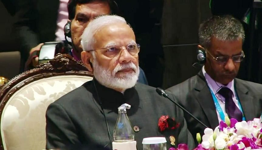 With Indian PM Narendra Modi's popularity reaching great heights at home and as shown by his statesmanship he has endorsed his credentials as the only true influential global leader at the moment.