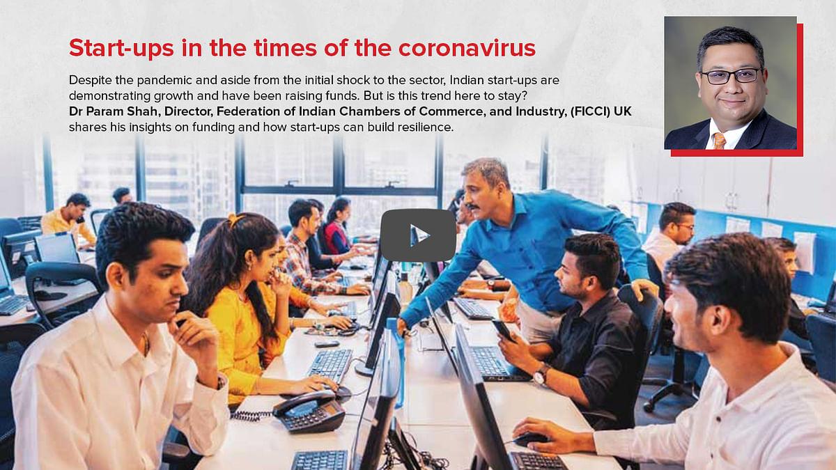 Start-ups in the times of the coronavirus