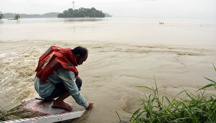 Climate targets and foreign policy converge in India's hydropower push