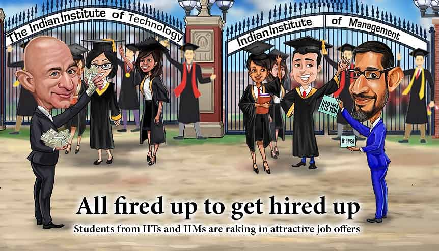 Improved hiring sentiment at IITs, IIMs points to better times ahead for Indian economy