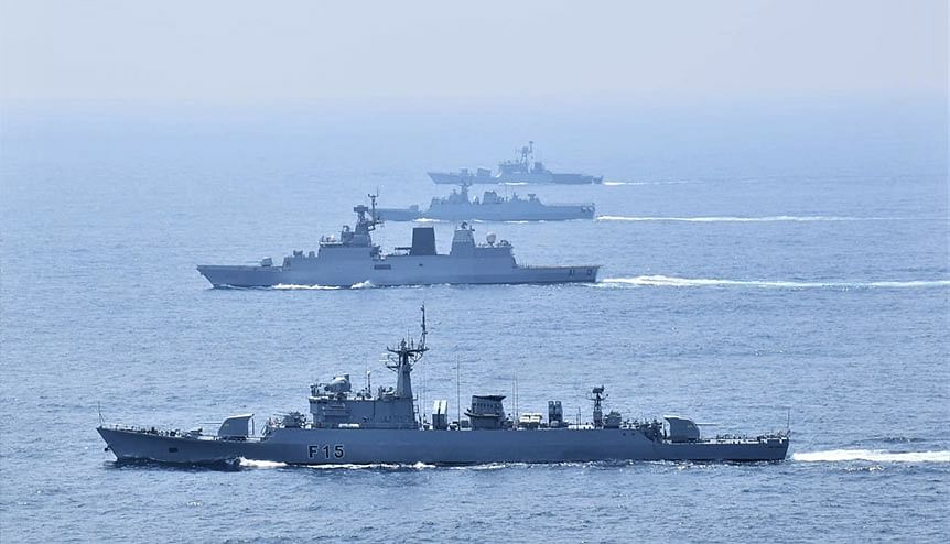 India will have to be more proactive in its engagements with Bangladesh given that China are also in the reckoning. This applies to defence as well where the Indian Navy (IN), Bangladesh Navy (BN) are seen conducting bilateral exercises held in the Bay of Bengal.