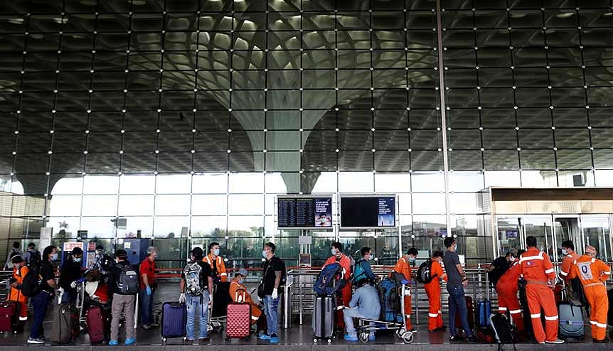 Mumbai Airport, India's largest gateway for pharmaceutical export, has put together a task force to handle the shipments of COVID-19 vaccine to facilitate proper planning and collaboration between the airport and global stakeholders.