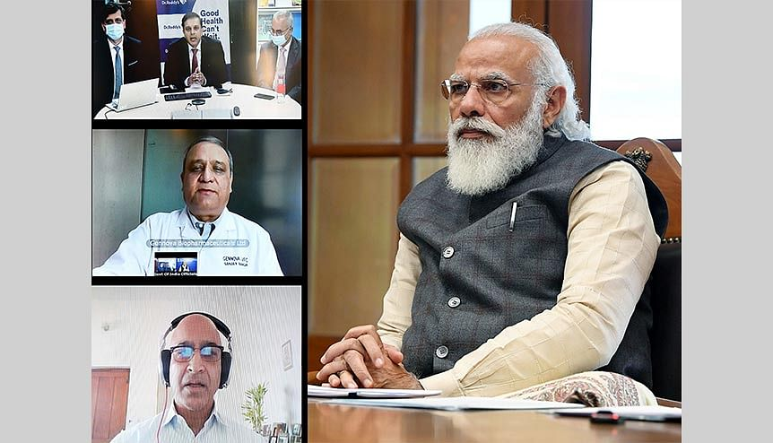 Modi emerges from Covid crisis as a global statesman