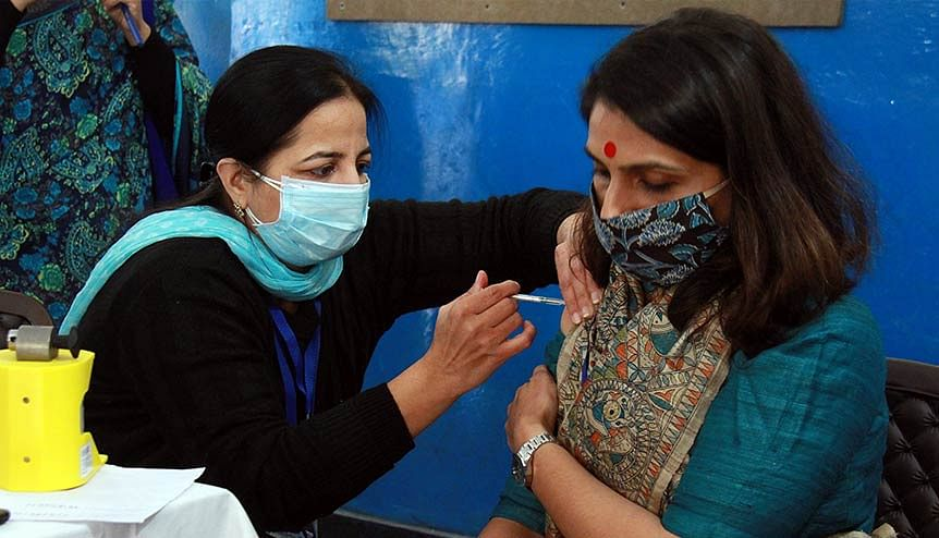 India's vaccine rollout provides a shot in the arm for the people