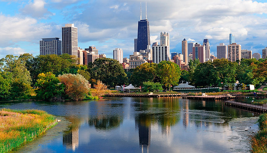 Illinois  Providing the environment for Indian companies to grow