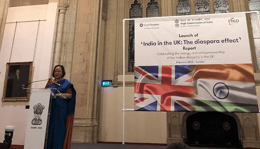 The Living Bridge effect on UK-India ties