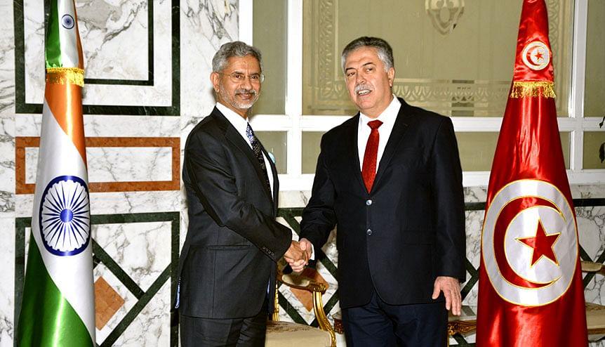 Jaishankars Tunisia trip is important for its timing