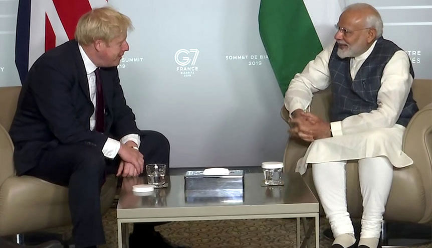 UK's G7 invite reflects India's pivotal role in multilateral arena
