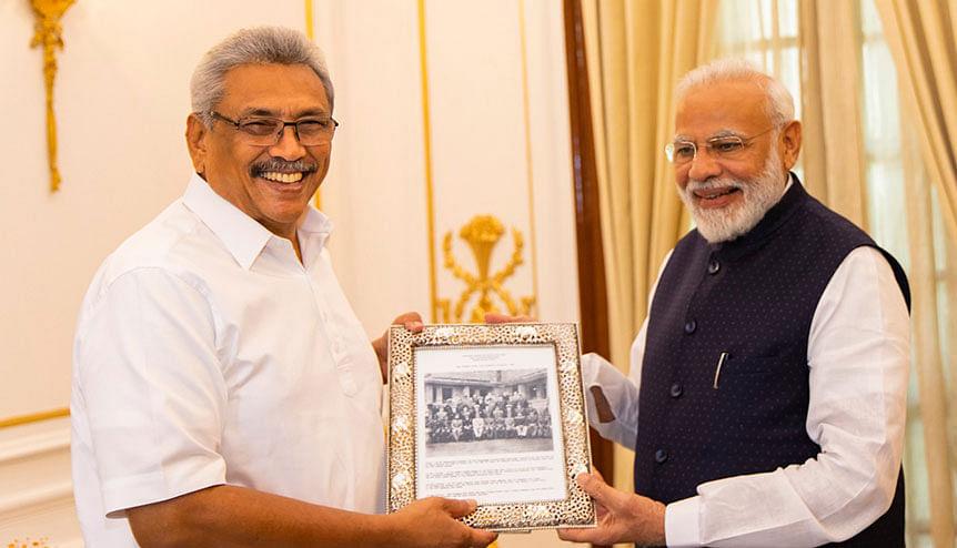 India and Sri Lanka  Of new beginnings