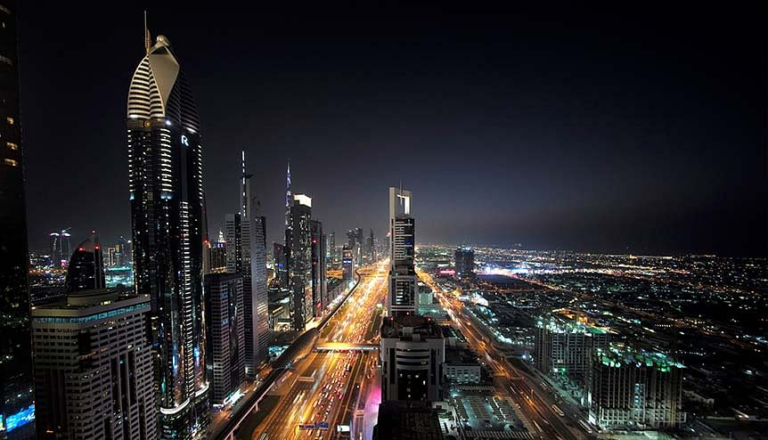 The UAE is India's third-largest trade partner, apart from being a major exporter of crude oil to India. India has also invited further investments from the UAE in key sectors of the Indian economy.