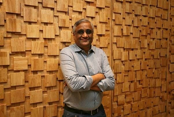 Kishore Biyani, CEO and founder of the Future Group at the inauguration of Foodhall, a premium lifestyle food superstore by the Future Group. The purchase made by Reliance of this group has turned it into a retail behemoth with little competition.