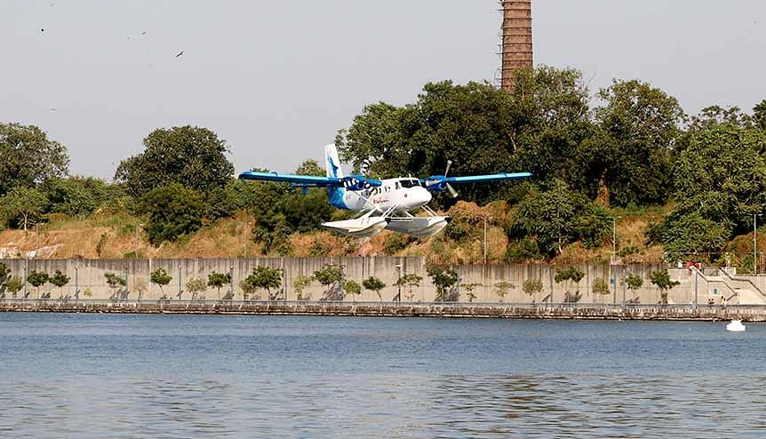 Seaplane flights to remote places may be game changer for local economies in India