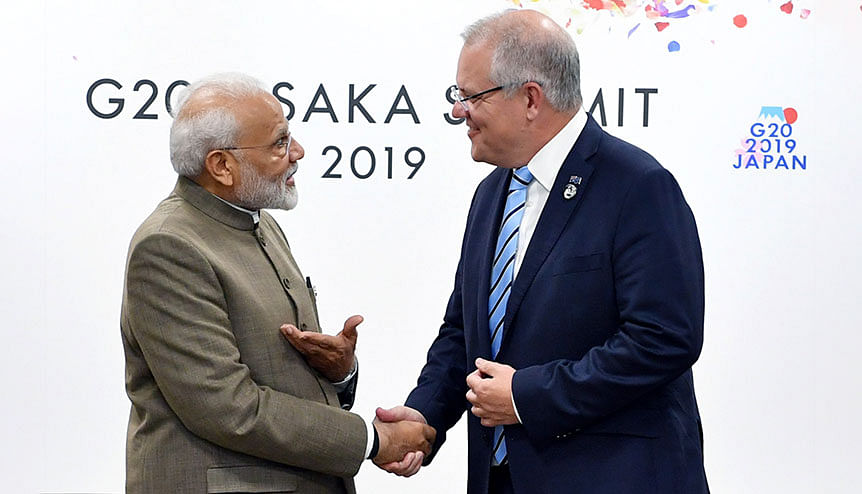 Why India and Australia hit it off in 2020