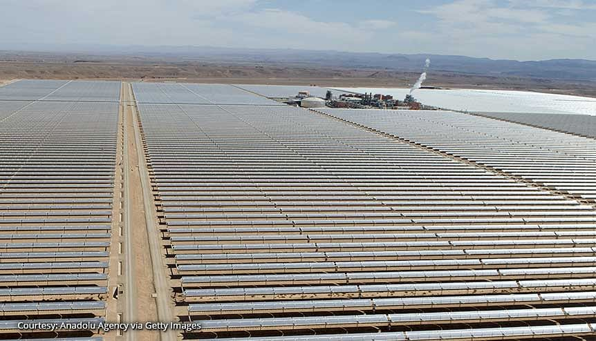 India-Morocco cooperation a win-win for solar power