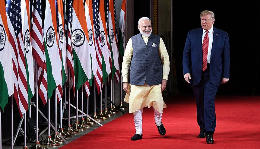 Trade, defence deals to be focus of Trumps visit