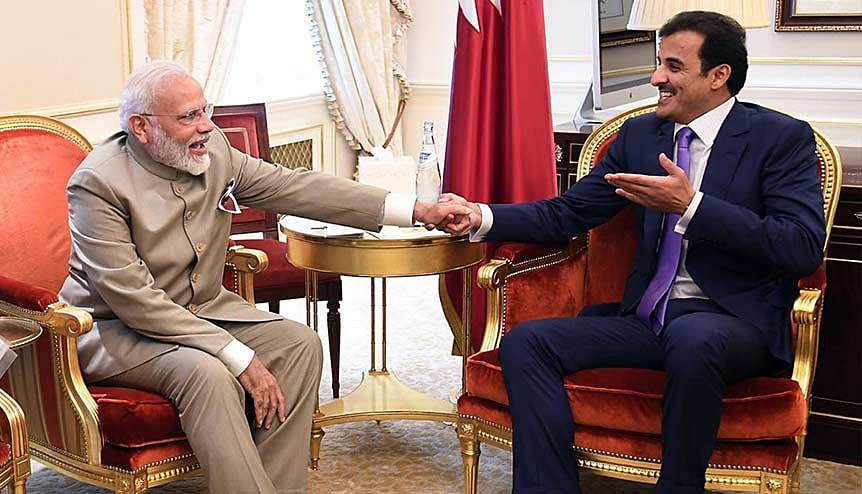 New momentum in India's ties with Qatar